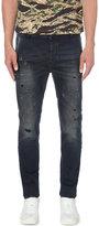 Diesel Carrot 0677k Slim Chino Jeans