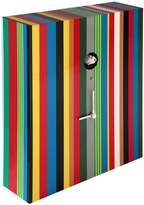 Diamantini Domeniconi Arcoiris Striped Clock