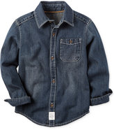 Carter's Chambray Shirt, Toddler Boys (2T-4T)