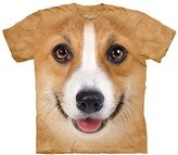 The Mountain Men's Corgi Face T-Shirt