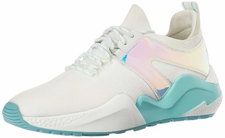 Kenneth Cole New York Women Maddox Jogger Knit Sneaker