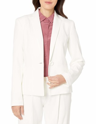 Kasper Women's Stretch Crepe Jacket