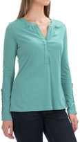 Aventura Clothing Avila Shirt - Organic Cotton, Long Sleeve (For Women)