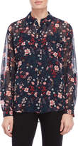 Juicy Couture Spellbound Floral Shirt