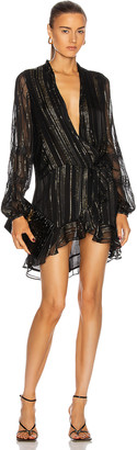 Rococo Sand for FWRD Noi Mini Dress in Black | FWRD