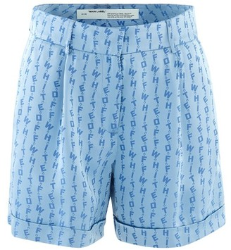 Off-White Logo Shorts