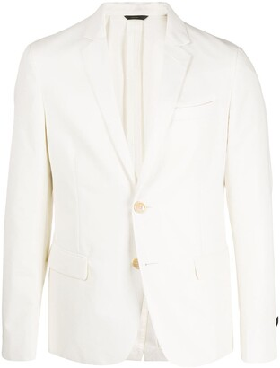 Fendi Single-Breasted Blazer