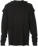 Enfants Riches Deprimes Déconstruction hoodie - unisex - Cotton - L