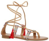 Call it SPRING Flat Tribal Ghilly Sandals