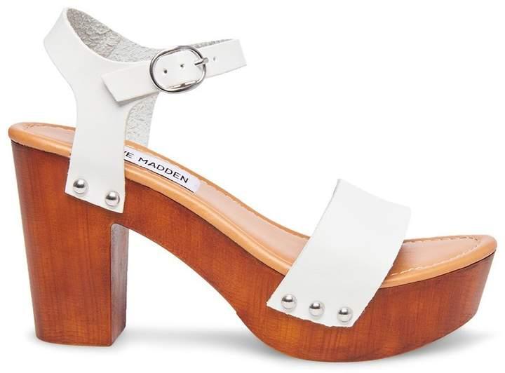 f936e96cb0e Steve By Steve Madden Shoes Wooden Heel - ShopStyle
