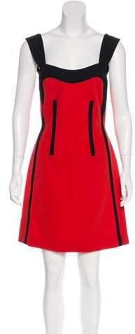 Derek Lam Virgin Wool Knee-Length Dress w/ Tags