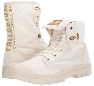 Palladium Palladenim Baggy (Marshmallow) Shoes