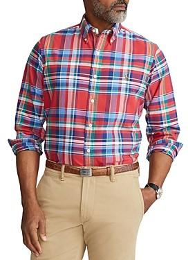 Polo Ralph Lauren Plaid Oxford Shirt