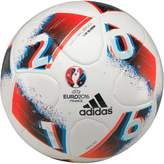 adidas Euro 2016 Fracas Top Glider Match Ball Replica Football White/Bright Blue/Solar Red/Silver Metallic