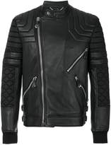 Philipp Plein panel jacket