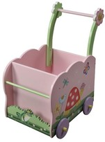 The Well Appointed House Teamson Design Magic Garden Doll/Push Cart
