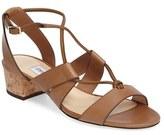 Jimmy Choo Women's Margo Ghillie Laced Sandal
