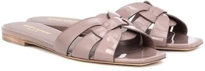 Saint Laurent Nu Pieds 05 leather sandals