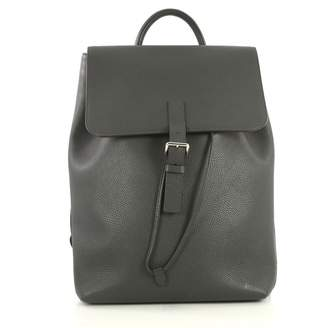 Louis Vuitton \N Grey Leather Backpacks