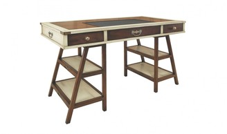 Am Living Navigator's Desk Ivory