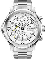 IWC IW376802 Aquatimer stainless steel automatic watch