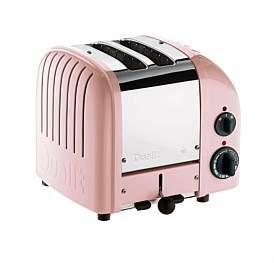 Dualit Newgen 2 Slice Toaster Petal Pink