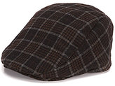 Daniel Cremieux Plaid Newsboy Hat