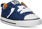 Converse Toddler Boys' Chuck Taylor All Star Street Ox Casual Sneakers from Finish Line