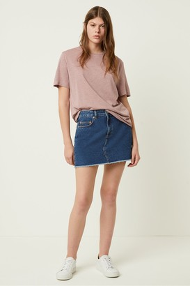 French Connection Rosina Jersey Short Sleeve T-shirt