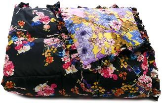 Preen by Thornton Bregazzi Floral ruffled quilted eiderdown