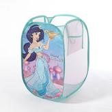 Disney Princess Jasmine Kids Collapsible Pop Up Laundry Hamper, 1 Each