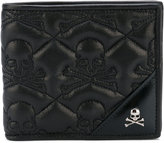 Philipp Plein Melahel wallet - men - Calf Leather - One Size