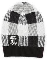 Juicy Couture Buffalo Check Beanie