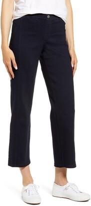 Hue Denim Culotte Pants