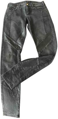 Maison Scotch Black Denim - Jeans Trousers for Women