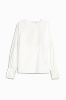 Andrew Gn Plumetis Lace Blouse