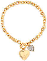 GUESS Toggle Collar Necklace