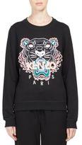 Kenzo Embroidered Tiger Icon Sweatshirt