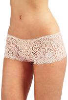 DKNY Classic Lace Boy Shorts, Blush