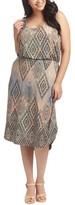 Tart Plus Size Women's Soraya Print Jersey Midi Dress