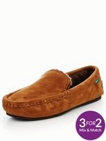 Dunlop Moccasin Slipper