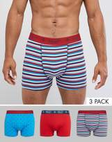 Original Penguin 3 Pack Trunk