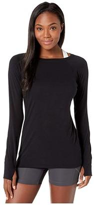 Soybu Energtic Top (Black) Women's Clothing