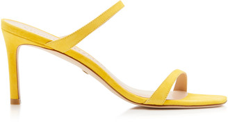 Stuart Weitzman Aleena Suede Sandals