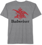 JEM Men's Budweiser Graphic-Print T-Shirt