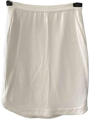 Givenchy White Skirt for Women Vintage