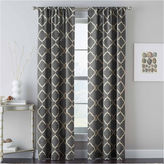 CHF Casbah Trellis Rod-Pocket Curtain Panel