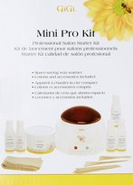 GiGi Mini Pro Waxing Kit, 14 Ounce