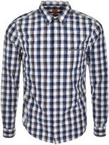 BOSS ORANGE HUGO Eclash Shirt Blue