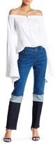 TOV Colorblock Jean